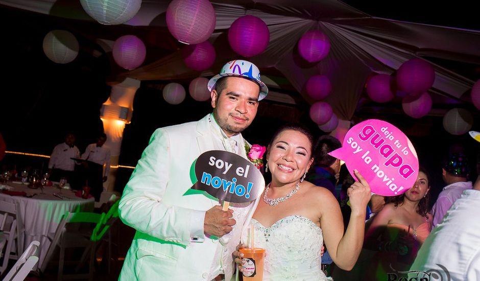 La boda de Ángel Eduardo y Alejandra en Puerto Aventuras, Quintana Roo