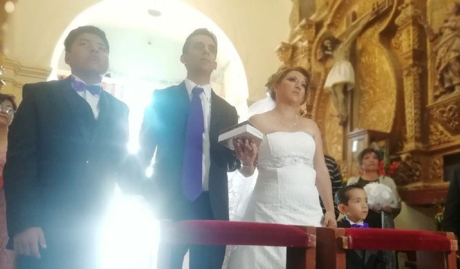 La boda de Armando y Leslie en Tultitlán, Estado México