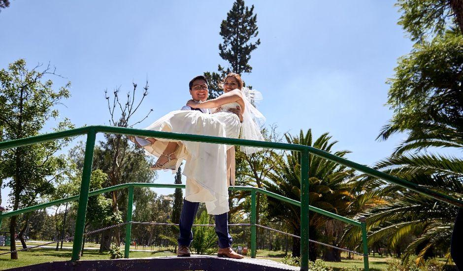 La boda de Guillermo y Roslin en Gustavo A. Madero, Ciudad de México
