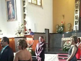 La boda de Erving  y Ileana 2