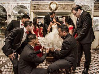 La boda de Thalya y Iván