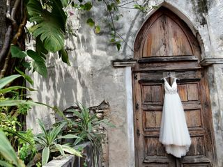 La boda de Denisse y Antonio 1