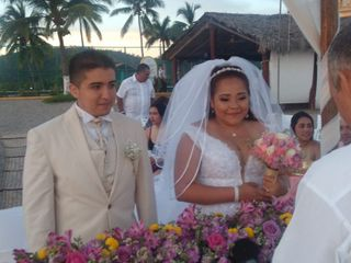 La boda de Thomas  y Ambar