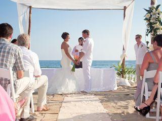 La boda de Kacey y Jacob