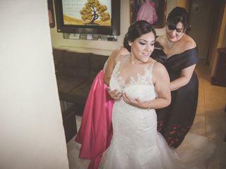 La boda de Citlally y Gerardo 1