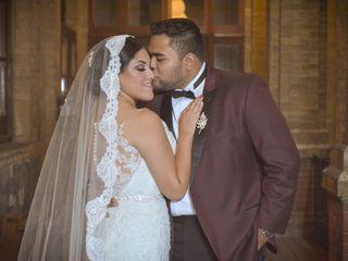 La boda de Citlally y Gerardo