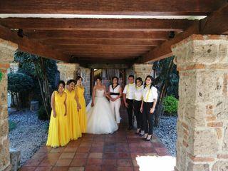 La boda de Daniela y Adriana  2