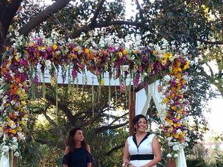 La boda de Daniela y Adriana  1