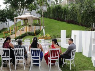 La boda de Ingrid y Iván 1