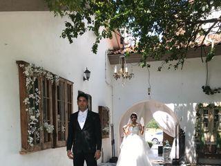 La boda de Malu y José 2