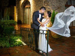La boda de Brenda y Alberto