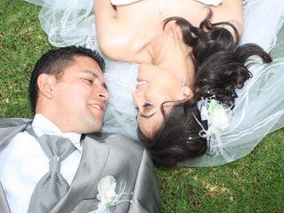 La boda de Aideé y Alejandro