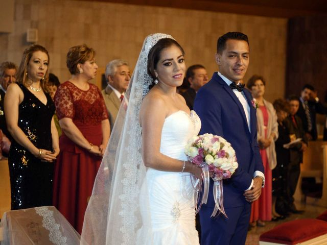 La boda de Fernanda y Javier