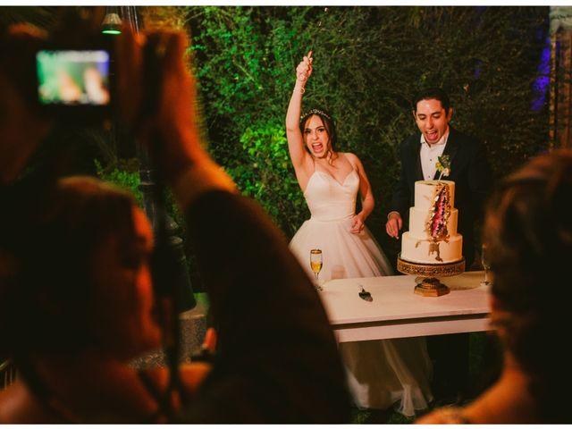La boda de Pamela y Fer