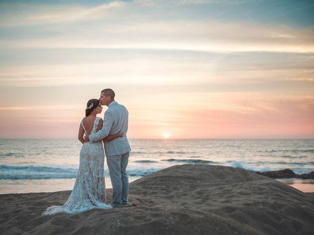 La boda de Alma y Carlos