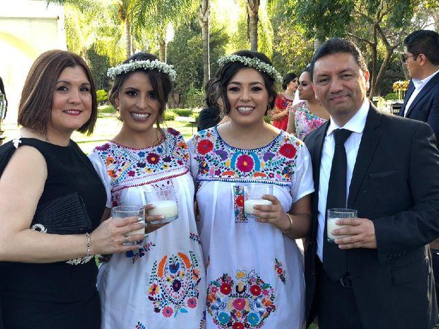 La boda de Daniela y Adriana