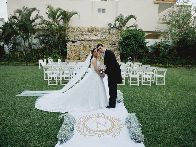 La boda de Alejandra y Nelson