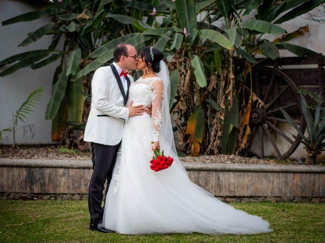 La boda de Mike y Pam