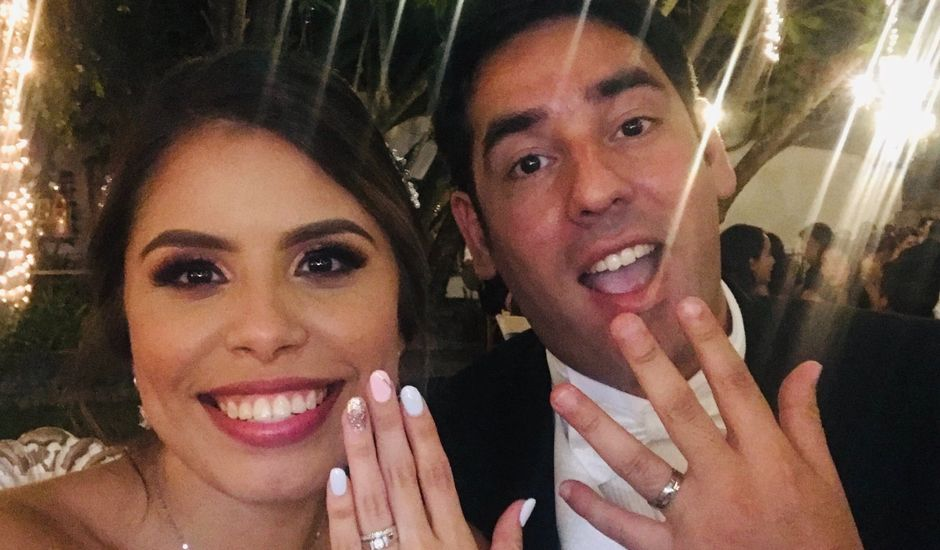 La boda de José y Malu en Monterrey, Nuevo León