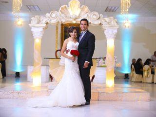 La boda de Grissel y Gabriel