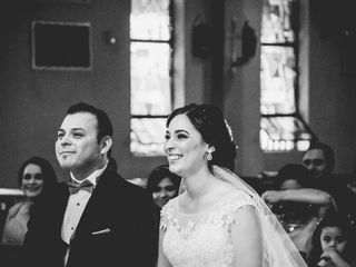La boda de Neyva y Fernando