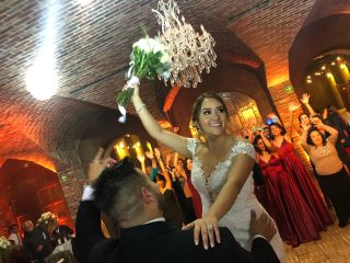 La boda de Arely y Aaron 1