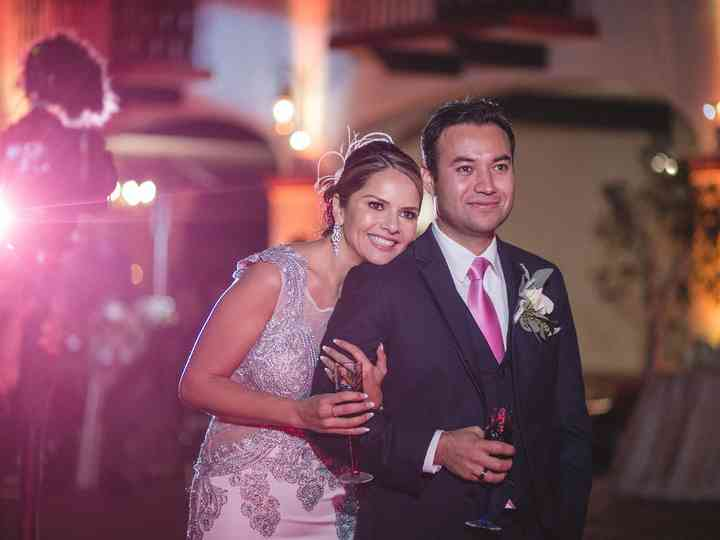 La boda de Berenice y Juan Manuel