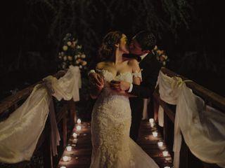 La boda de Dorely y Javier