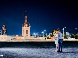 La boda de Erika y Alfonso 2
