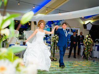 La boda de Erika y Alfonso