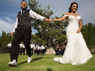 La boda de Mariana y Carlos