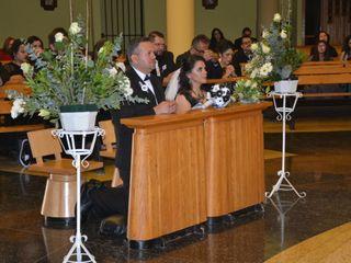 La boda de Cristina  y Víctor  1