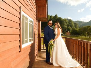 La boda de Ale y Andres