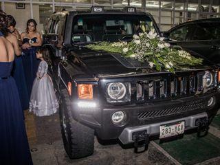 La boda de Anahí y Félix 1