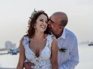 La boda de Adriana y Alfredo
