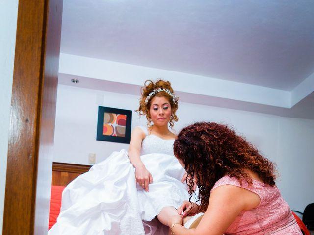 La boda de Alfonso y Erika en Zapotlán de Juárez, Hidalgo 12