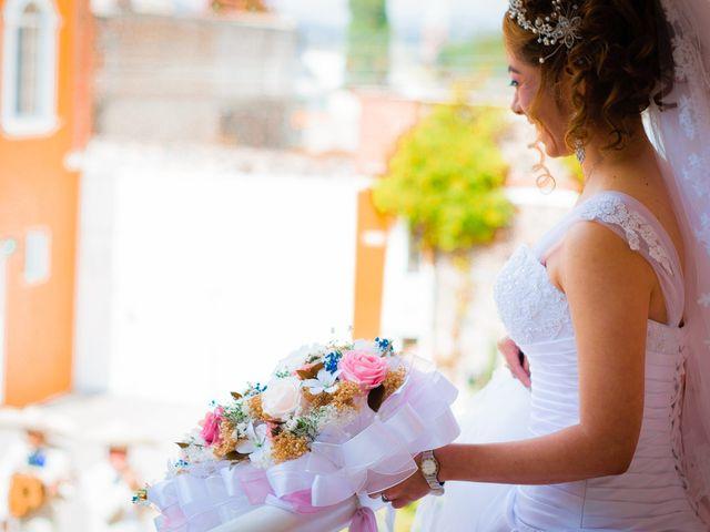 La boda de Alfonso y Erika en Zapotlán de Juárez, Hidalgo 19