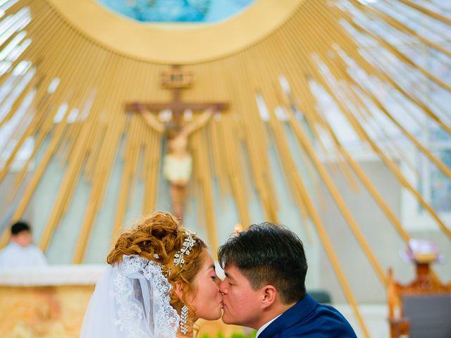 La boda de Alfonso y Erika en Zapotlán de Juárez, Hidalgo 1