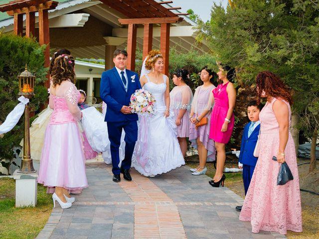La boda de Alfonso y Erika en Zapotlán de Juárez, Hidalgo 23
