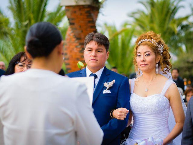 La boda de Alfonso y Erika en Zapotlán de Juárez, Hidalgo 24