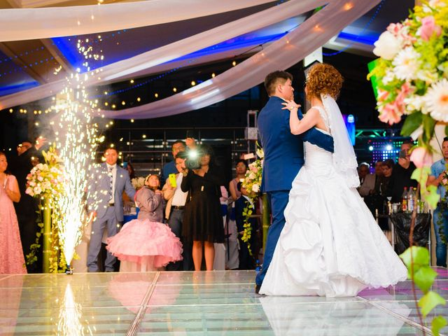 La boda de Alfonso y Erika en Zapotlán de Juárez, Hidalgo 26