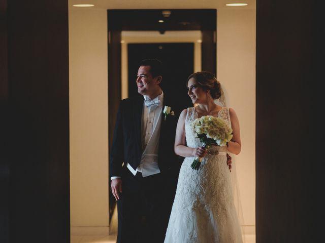 La boda de Patty y Hernan