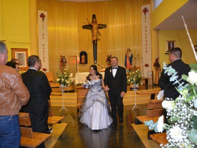 La boda de Víctor  y Cristina  en Ensenada, Baja California 2