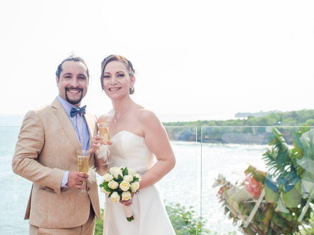 La boda de Raquel y Edel