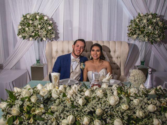 La boda de Anahí y Félix
