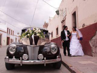 La boda de Sara y Roberto