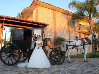 La boda de Mayra y Alejandro