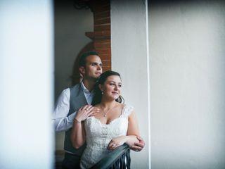 La boda de Teena y Chris