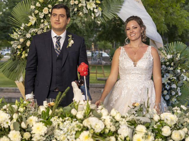 La boda de Anabella y Yael