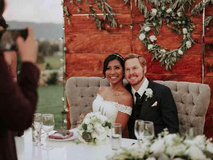 La boda de Karla y Spencer